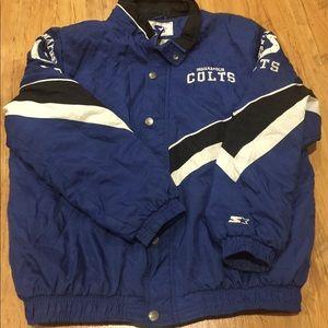 Vintage NFL Indianapolis colts starter jacket